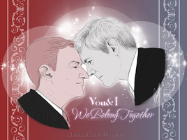 Mystrade - You and I by RedPassion