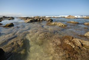 rock pools by millhouse12
