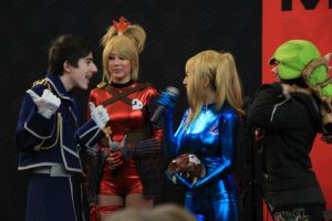 PAX East 2013 - Dat Metroid by VideoGameStupid