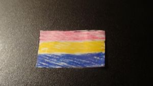 Pansexual Flag by catpuck