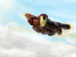 Iron Man by Apocalypse-tr