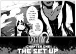 Legion: King of Kings, Chapter 1, Page 4-5 by Casualmisfit