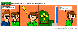 EWGUESTCOMIC No. 3 - Planting by SuperSmash3DS