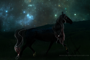 Under the Stars by Roxy-Graphics