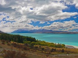 Lake Pukaki by vladstudio