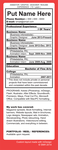 Custom Resume Template 1 by Bobfleadip