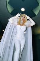 The White Queen by yayacosplay