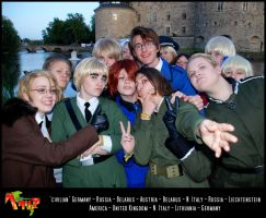 APH-cosplay: Facebook photo? by Kumagorochan