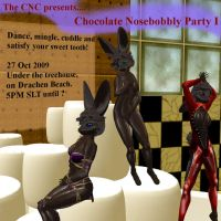 SL Chocolate NoseBobbly Party by Catwoman69y2k