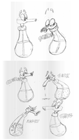 Squirtbottle character test by battybuddy