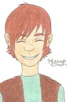 HHTYD :: Hiccup by emkimimaro45