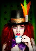 The Mad Hatter by MariaLawliet