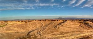 Slick Rock Panorama by djohn9