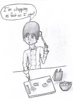 Sous Chef Italy by randomgirl1298