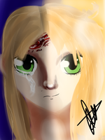 The Pain We Hide .:Redone:. by IvyDevi
