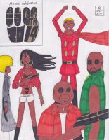 Black History Month 2014 by onyxswami