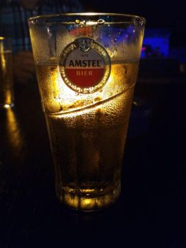 Amstel beer by cross881