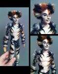 Cats Doll - Pouncival by BWCat