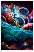 Kraken by EdgarSandoval