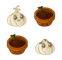 PvZ Roof Favs by amis0129