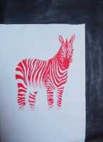 peppermint zebra by inner-etch