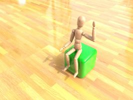 3D Object by umayrr