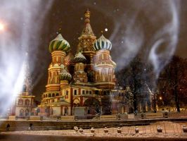 Moscow by MaryTheQueen