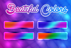 Beatiful Colos Gradient by KathyCrazy