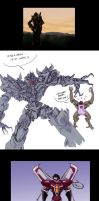 Random Transformers by HeiligerShadowfax