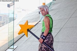 Otakon 2014 - Jorgen and the Tooth Fairy(PS) 50 by VideoGameStupid