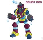 Squirt Man  2009 by mscorley
