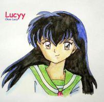 KAGOME by Lucyy