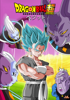 Vegeto SSGSS by Maniaxoi