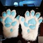 Lynois's Handpaws by Maple-Furs