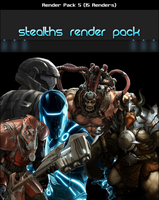 Stealth's Render Pack 5 by Stealth14