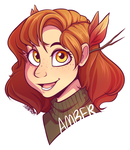 Amber 3 by strawberryneko33