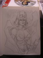 Barda pencils by MichaelDooney