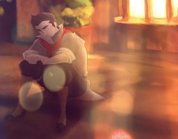 LoK--Homeless by watermistress