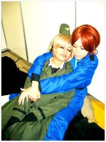 APH COSPLAY FEMgermany x italy by RINCEN