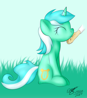 Lyra - Cute by extreme-sonic