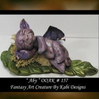 Aby Fantasy Little Creature by KabiDesigns