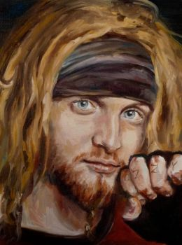 Layne Staley by randombunnies