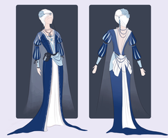 Contest: Medieval Dress by Liltz