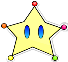 MY STAR AS PAPER MARIO STYLE^^ by HOBYMIITHETACTICIAN