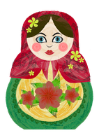 Russian doll by rockgem