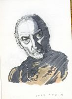 Lord Tywin Lannister by crisurdiales