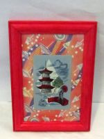 Vintage Geisha Playing Card Picture by Maiko-Girl