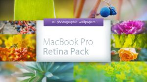 MacBook Pro Retina Pack by duckfarm