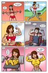 Mother Knows Best Comic Commission - Part 2! by MagnusMagneto