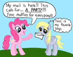 Mail Delivery Party Recolor by pj202718